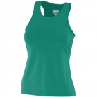 Augusta Women's Poly/Spandex Solid Racerback Tank - Augusta