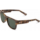 Under Armour Regime Sunglasses (Satin Tortoise) - Tennis Accessory Types