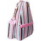 Jet Stripes and More Small Sling Convertible - Tennis Sling Bag