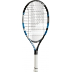 Babolat 2015 Pure Drive Junior 23 (Black/Blue) - Tennis Racquets For Kids 9 & 10 Years Old