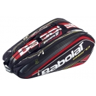 Babolat Aero French Open Racquet Holder x12 - 7 Racquet Tennis Bags