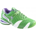 Babolat Wimbledon Men's Propulse 4 All Court (Green/ White/ Purple) - Tennis Shoe Guarantee