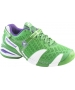 Babolat Wimbledon Men's Propulse 4 All Court (Green/ White/ Purple) - Babolat Propulse Tennis Shoes
