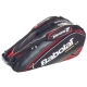 Babolat Aero French Open Racquet Holder x6 - 6 Racquet Tennis Bags