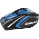Babolat 2015 Club Line Racquet Holder x12 (Blue) - Babolat Club Tennis Bags