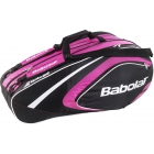 Babolat 2015 Club Line Racquet Holder x12 (Pink) - Babolat Tennis Racquets, Shoes, Bags and More #TennisRunsInOurBlood
