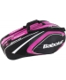 Babolat 2015 Club Line Racquet Holder x12 (Pink) - Babolat Club Tennis Bags