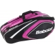 Babolat 2015 Club Line Racquet Holder x12 (Pink) - Tennis Bag Types