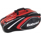 Babolat 2015 Club Line Racquet Holder x12 (Red) - Babolat Club Tennis Bags