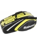 Babolat 2015 Club Line Racquet Holder x12 (Yellow) - Babolat Club Tennis Bags