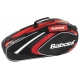 Babolat 2015 Club Line Racquet Holder x6 (Red) - Tennis Bag Types