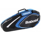 Babolat Club Line Racquet Holder x3 (Blue) - Tennis Racquet Bags