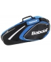 Babolat Club Line Racquet Holder x3 (Blue) - 3 Racquet Tennis Bags