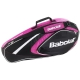 Babolat 2015 Club Line Racquet Holder x3 (Pink) - Babolat Tennis Bags