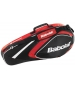 Babolat 2015 Club Line Racquet Holder x3 (Red) - Babolat Tennis Bags