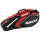Babolat 2015 Club Line Racquet Holder x3 (Red) - Tennis Bag Types