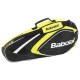 Babolat 2015 Club Line Racquet Holder x3 (Yellow) - Babolat Tennis Bags