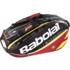 Babolat Pure Aero French Open Racquet Holder x12 - New Tennis Bags