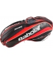 Babolat Pure Strike Racquet Holder x6 (Black/ Bright Red) - Babolat