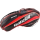 Babolat Pure Strike Racquet Holder x6 (Black/Red) - Babolat Tennis Bags