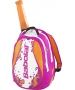 Babolat 2015 Club Backpack Girl (Orange/Pink) - Babolat Youth Tennis Bags
