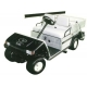 Utility Golf Cart #3023 - Courtmaster Tennis Court Accessories