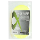 Volkl V-Dry Overgrip 30-Pack (Neon Yellow) - Tennis Over Grips