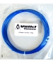 Volkl V-Torque Blue 18g (Set - Clear Package) - Tennis String