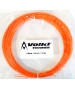 Volkl V-Wrap Orange Spiral 16g (Set - Clear Package) - Tennis String