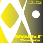 Volkl V-Pro Yellow 17g (Set) - Volkl Polyester String