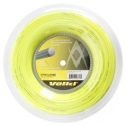 Volkl Cyclone Yellow 16g (Reel) - Durability Strings