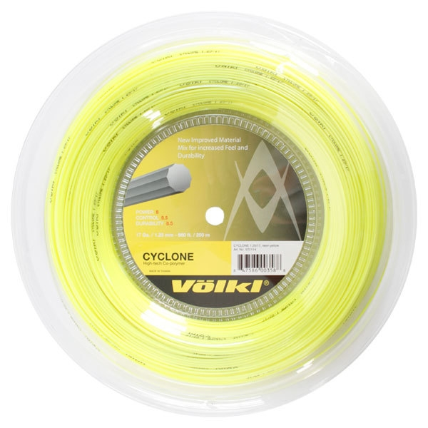 Volkl Cyclone Yellow 17g (Reel)