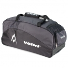 Volkl Super Tour Wheelie Bag (Blk/ Gry) - Tennis Racquet Bags