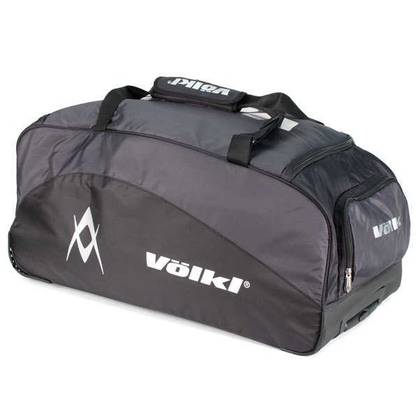 Volkl Super Tour Wheelie Bag (Blk/ Gry)