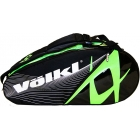 Volkl Team Mega 9-Pack Bag (Green/Black) - Volkl Tennis Bags