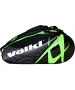 Volkl Team Mega 9-Pack Bag (Green/Black) - Volkl Team Series Tennis Bags