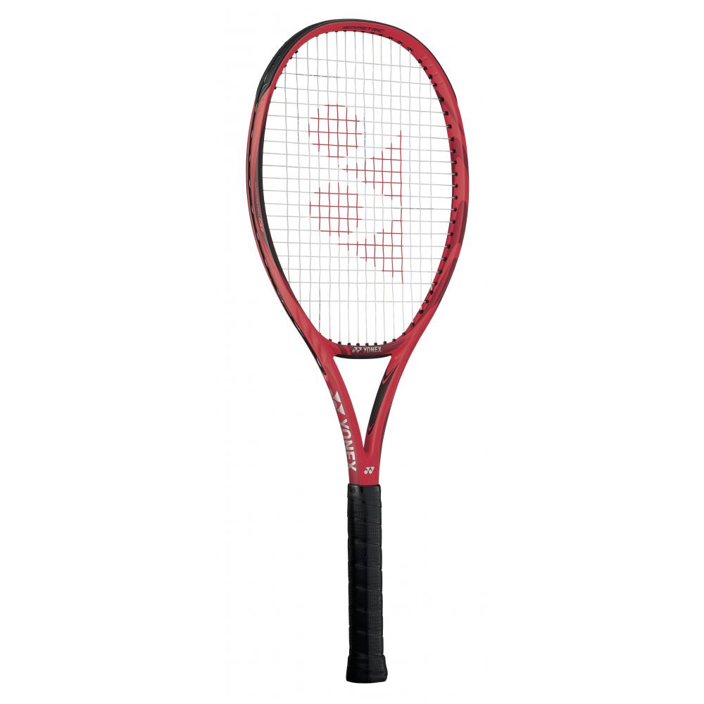Yonex VCORE 100 LITE Tennis Racquet (Flame Red)