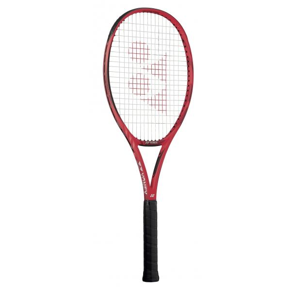 Yonex VCORE 98 Tennis Racquet (Flame Red)
