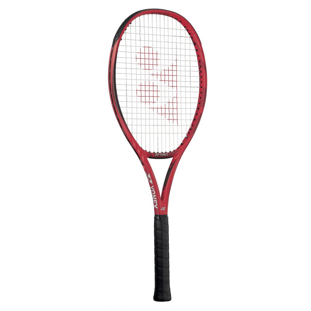 Yonex VCORE Game Tennis Racquet (Flame Red)