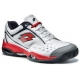 Lotto Men's Vector IV (Wht/ Red) - Tennis Shoes Sale