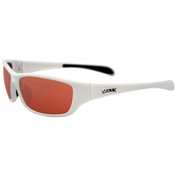 Maxx HD Venom Sunglasses (White)