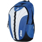 Prince Victory Backpack Tennis Bag (Royal/ White) - Tennis Racquet Bags