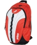 Prince Victory Backpack Tennis Bag (Red/ White) - Tennis Bags
