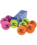 Viking Platform Tennis Balls (3 Pack) - Optic Orange - Viking Tennis Accessories