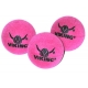 Viking Platform Tennis Balls Pink 72 per case - Breast Cancer Awareness