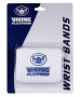 Viking Platform Tennis Sweatband (White) - Viking Tennis Accessories