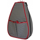 40 Love Courture Vintage Stripes Sophie Backpack - Designer Tennis Backpacks