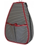 40 Love Courture Vintage Stripes Sophie Backpack - 40 Love Courture Tennis Bags
