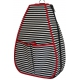 40 Love Courture Vintage Stripes Sophie Backpack - Designer Tennis Bags