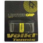 Volkl Leather Replacement Grip (Black) - Volkl Grips